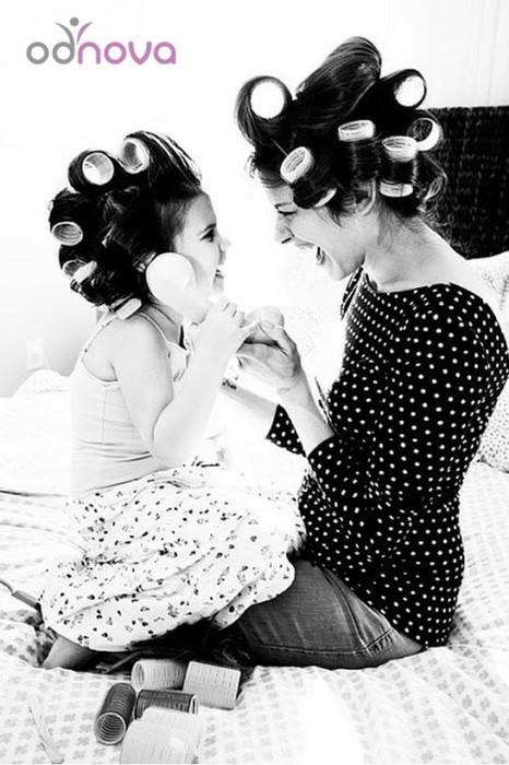 jak nauczyc dziecko przepraszac mama i corka