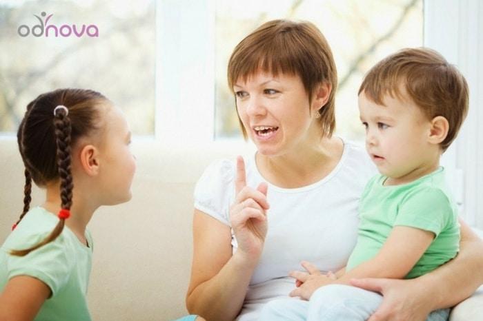 jak nauczyc dziecko przepraszac rozmowa