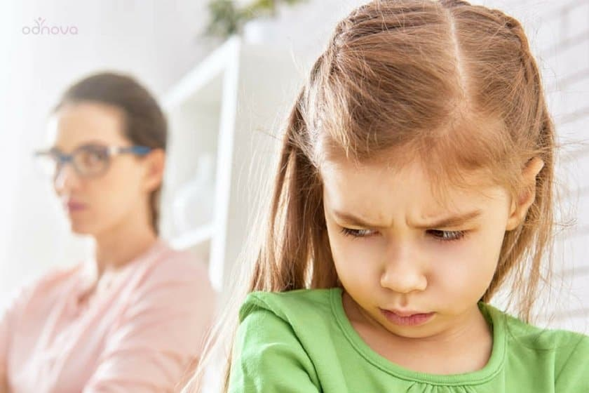 10 zwrotów, które pomogą Ci nawiązać kontakt z dzieckiem podczas kłótni