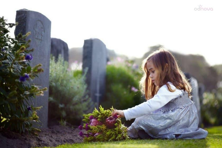 Gdzie będę, gdy mnie nie będzie – czyli jak rozmawiać z dziećmi o śmierci…