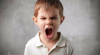 agresja, napady złości, agresywne dziecko