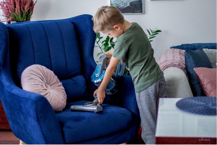 obowiązki domowe dla dzieci w różnym wieku