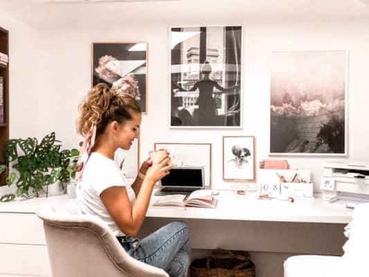 krzesło do biurka edinos