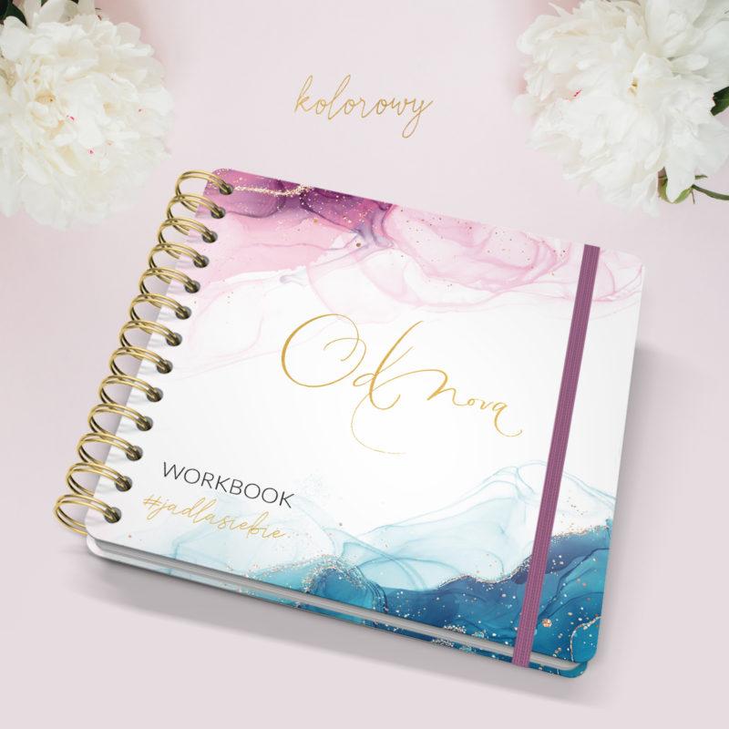 WorkBook Odnova kolorowy