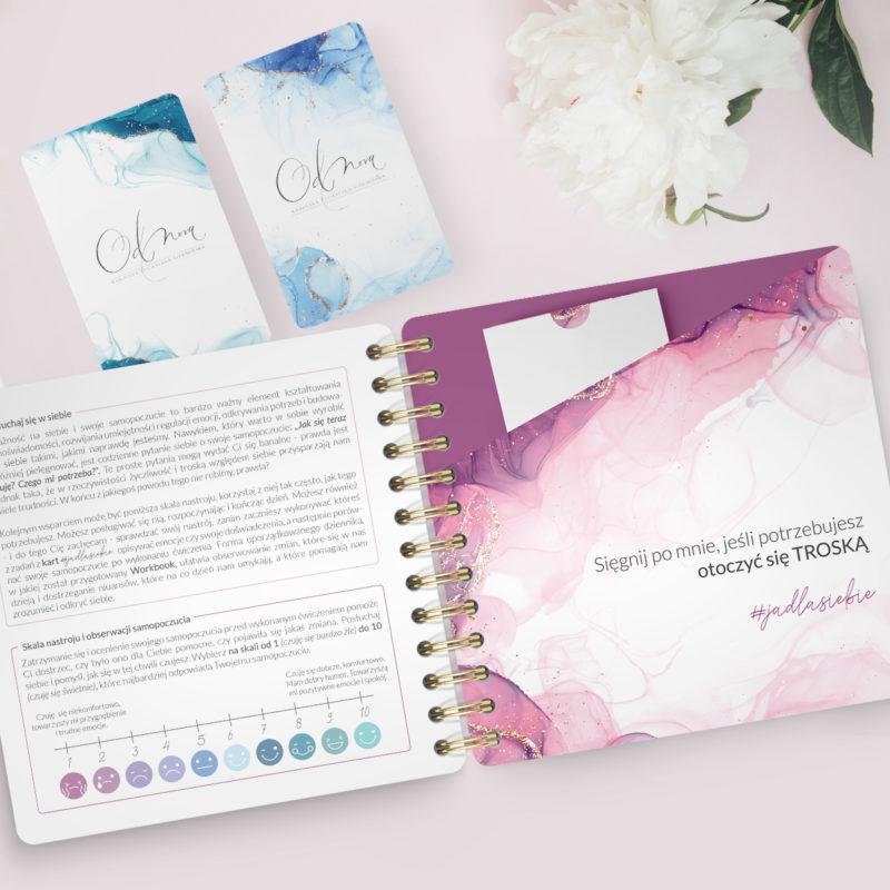 WorkBook i karty #JaDlaSiebie
